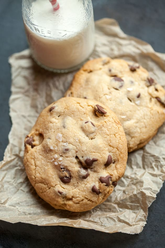 Super Stuffed Chocolate Chip Cookies Image