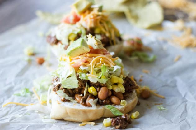 Taco Sloppy Joes Photo