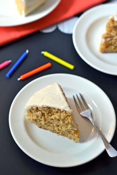 Caramel Cake Image
