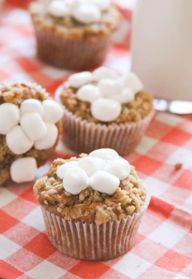 Sweet Potato Cupcakes Image