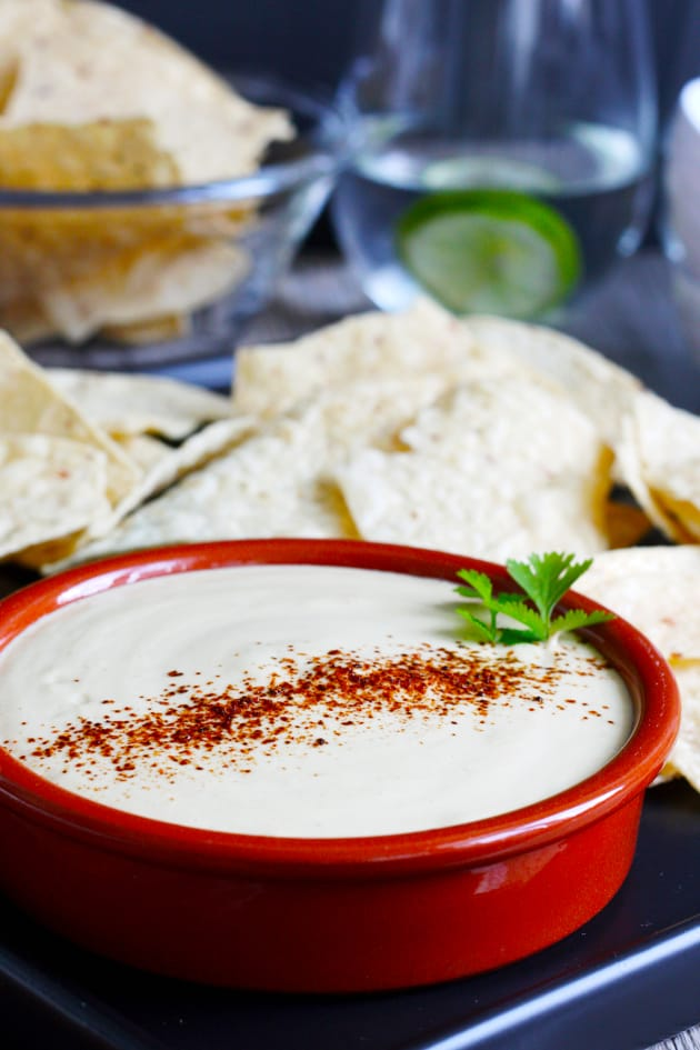 Easy Vegan Queso Picture