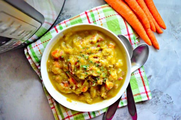 Instant Pot Split Pea Soup Image