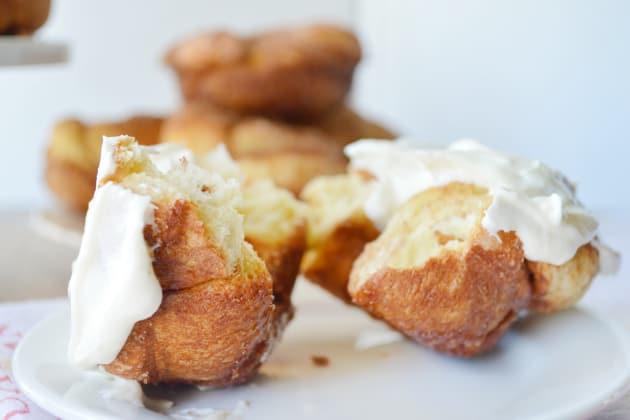 Cinnamon Roll Donuts Picture