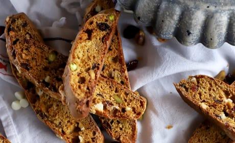 Cranberry Pistachio Avocado Biscotti Pic