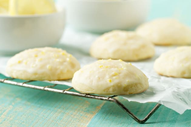 Lemon Ricotta Cookies Photo