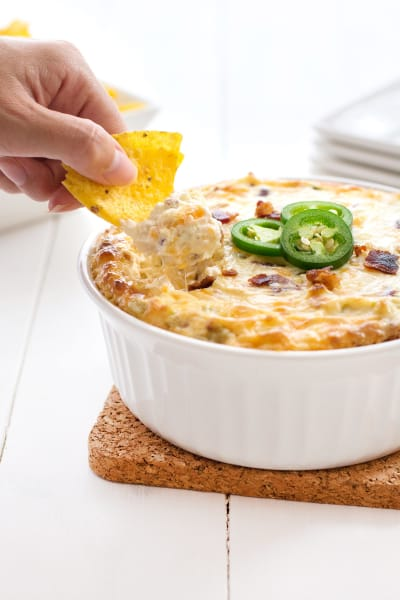 Jalapeño Cream Cheese Dip Picture