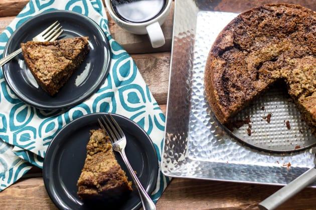 Espresso Streusel Coffee Cake Image