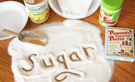 Canning Q&A Sugar Photo