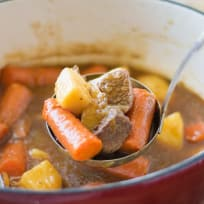 Traditional Irish Stew Recipe
