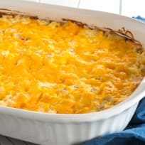 Cheesy Hashbrown Potato Casserole Recipe