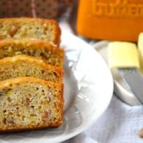 Gluten Free Peanut Butter Banana Bread Recipe