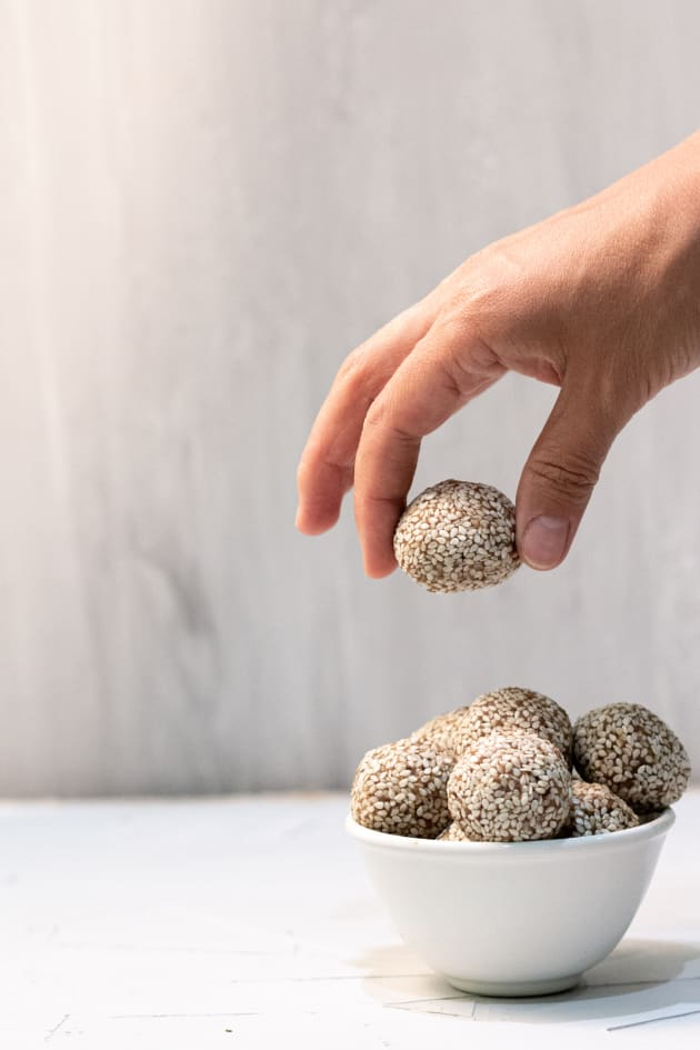 Peanut Butter Balls Picture