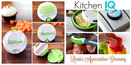 Happy Holidays from KitchenIQ & Food Fanatic!