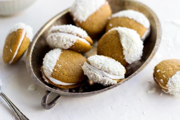 Pumpkin Cookies Photo