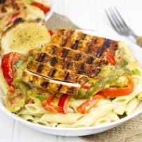 Blackened Chicken Pasta Recipe