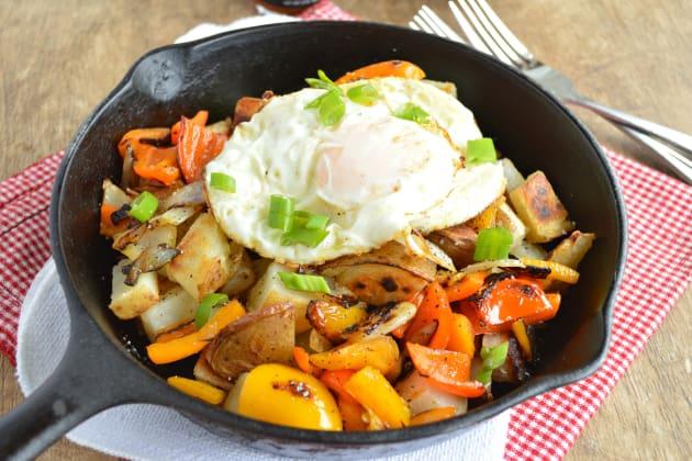 Easy Potato Breakfast Skillet Photo