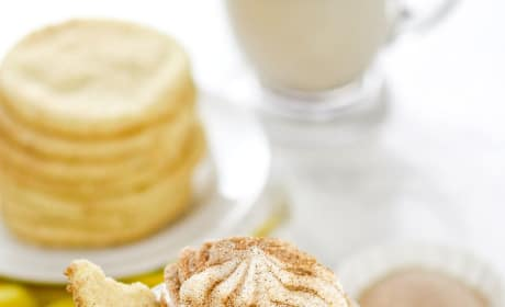 White Chocolate Snickerdoodle Hot Cocoa Image