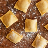Chestnut Agnolotti Recipe