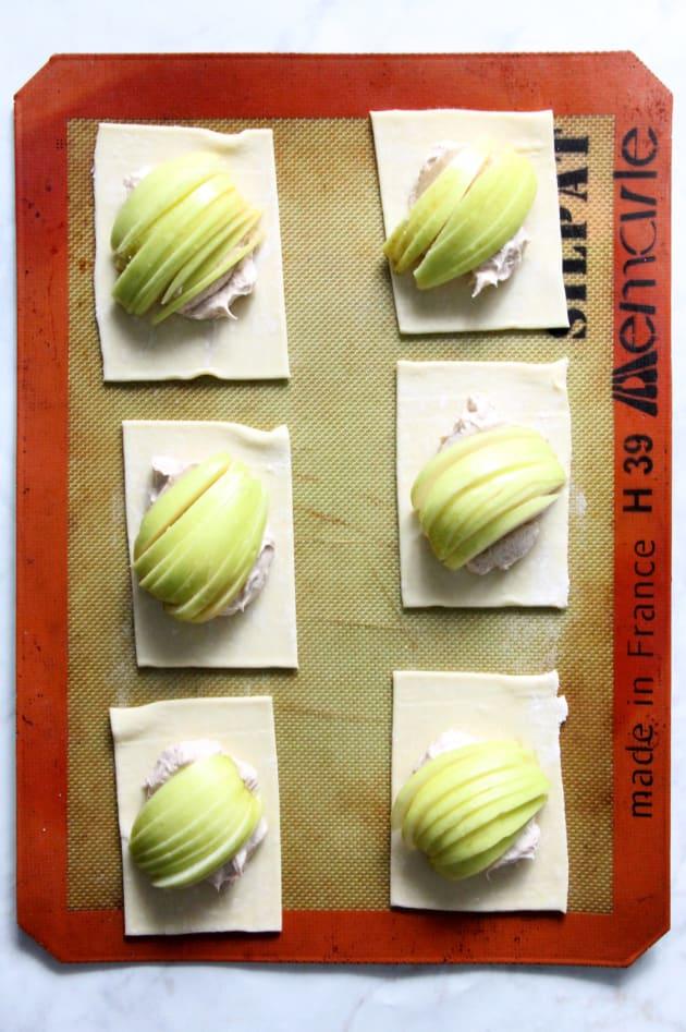 Apple Cinnamon Danish Pastry Picture