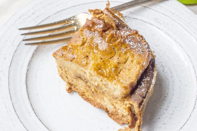 Slow Cooker Pumpkin French Toast Pic