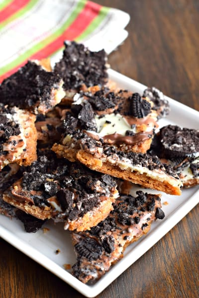 Oreo Toffee Picture