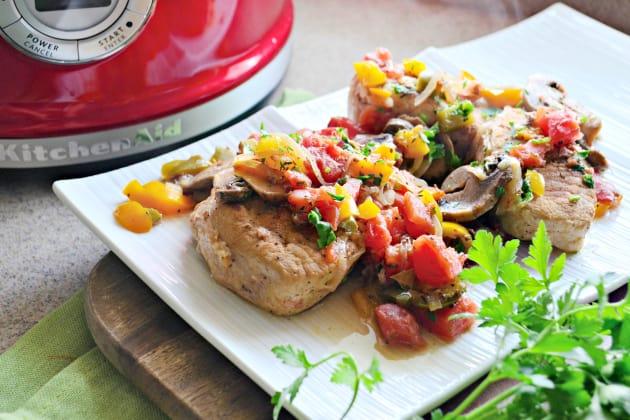 Skillet Pork Chops Pic