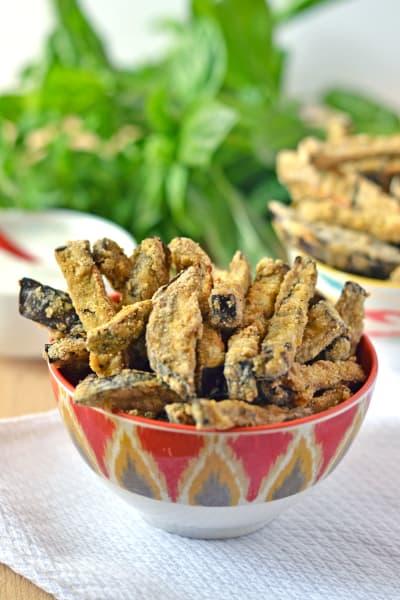 Eggplant Fries Image