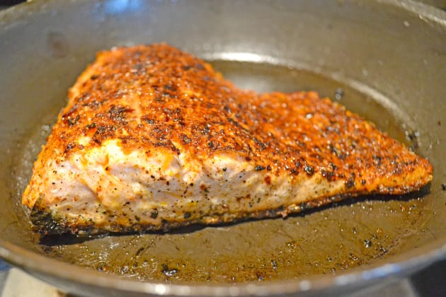 3-Ingredient Blackened Salmon Image