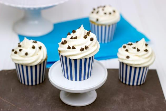 Chocolate Chip Cupcakes Photo