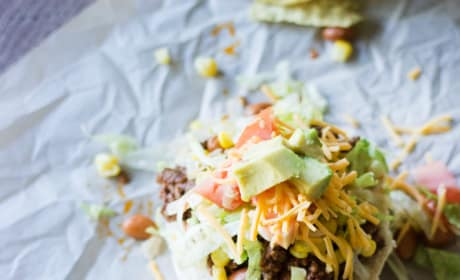 Taco Sloppy Joes Image