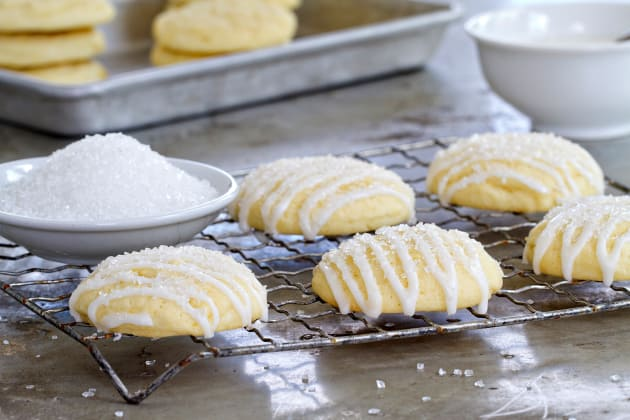 Pound Cake Cookies Photo