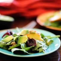 Spinach Salad Recipe