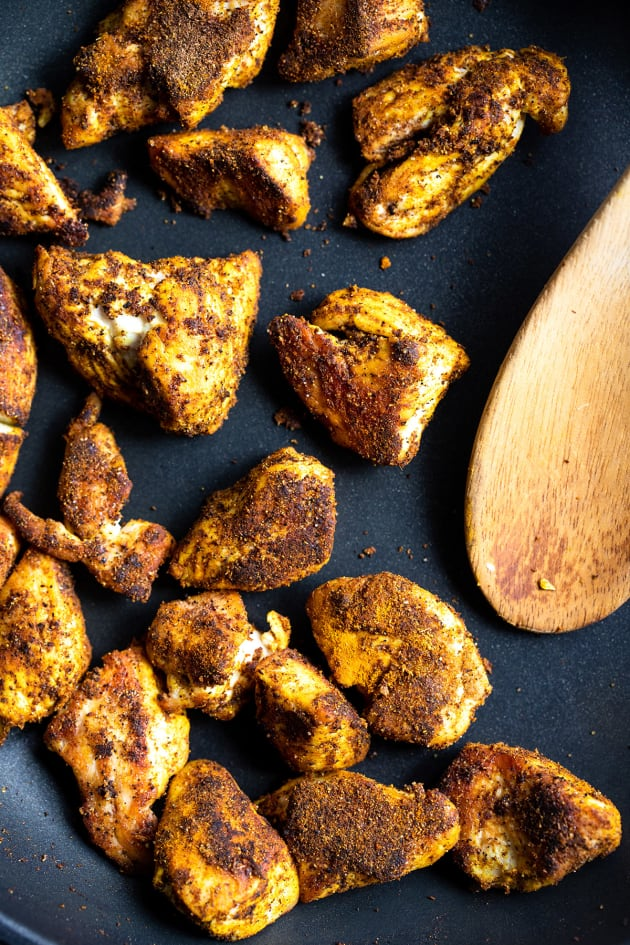 Indian Spiced Chicken Image