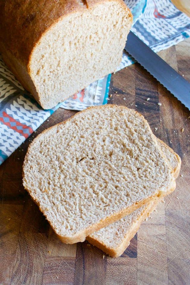 Spelt Bread Pic