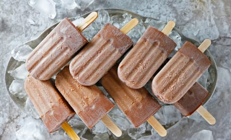Boozy Nutella Popsicles Recipe