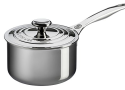 Le Creuset 3-quart Stainless Steel Saucepan Review