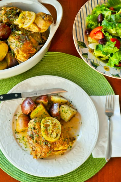 Slow Cooker Paprika Chicken Picture