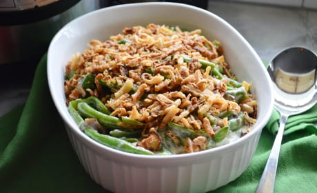 Instant Pot Green Bean Casserole Photo