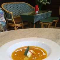 Crabmeat Soup Woku Belanga