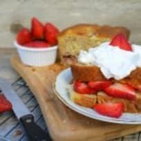 Strawberry Cheesecake Bread