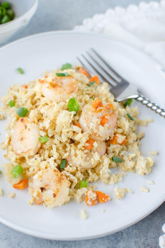 Paleo Shrimp Fried Rice Image