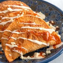 Buffalo Chicken Empanadas Recipe
