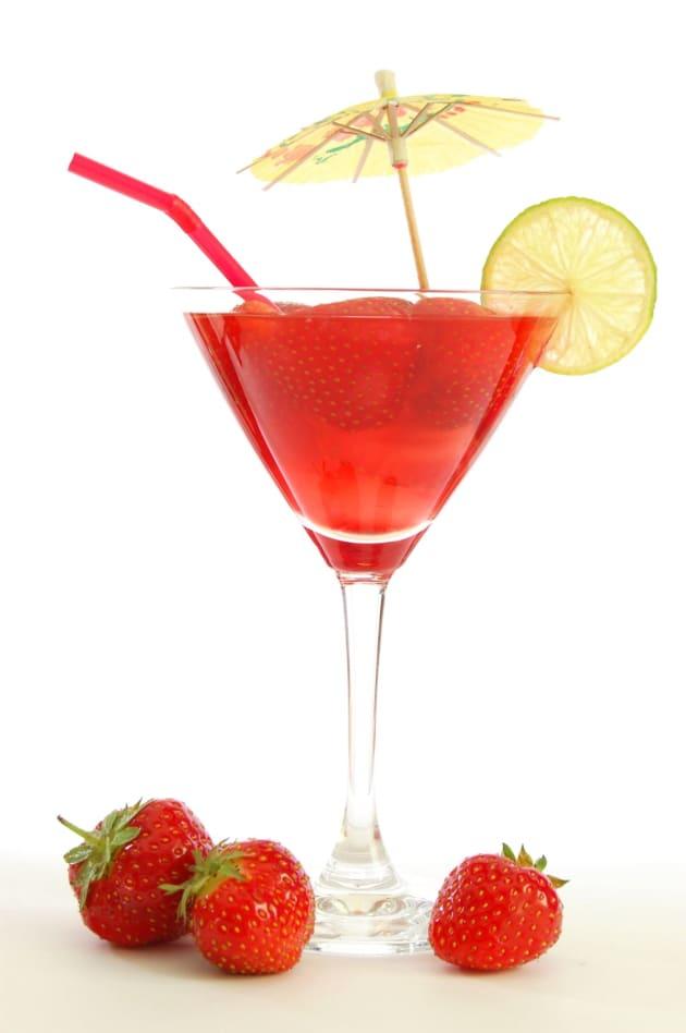 Big Red Margarita Pic