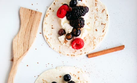 Fresh Berry Tacos Pic