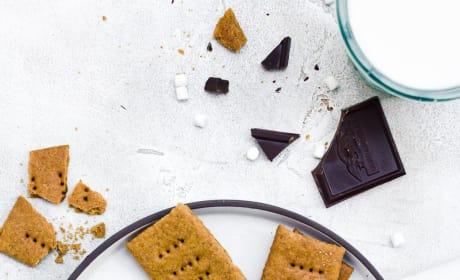 Graham Crackers Image