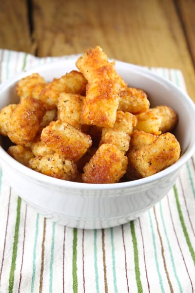 Oven Fried Tater Tots Picture
