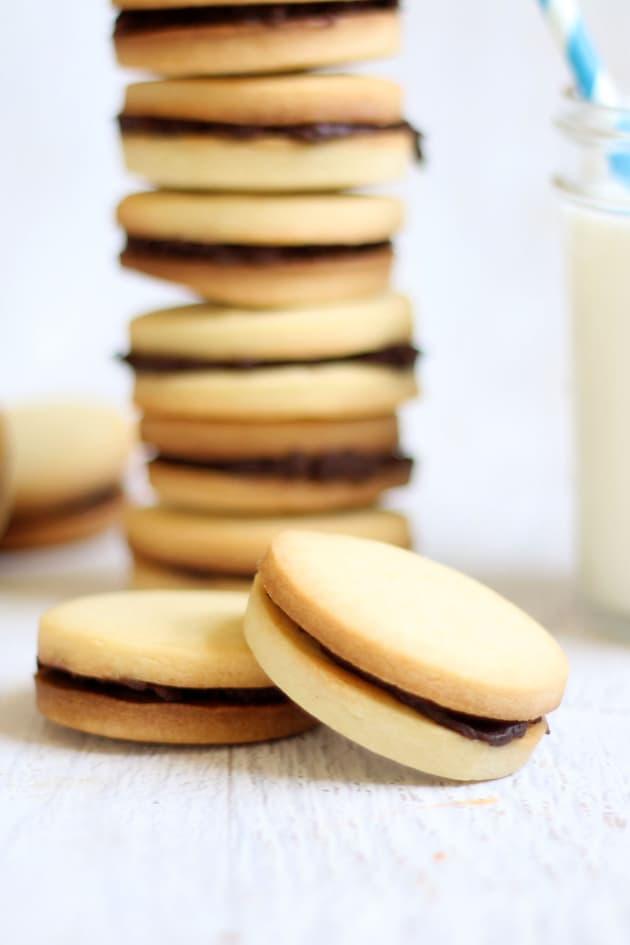 Homemade Milano Cookies Pic