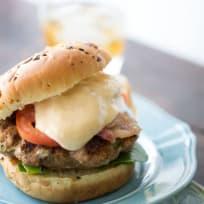 Hot Brown Turkey Burger Recipe