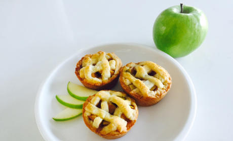 Apple Pie Cookie Cups & Foodstirs Giveaway!
