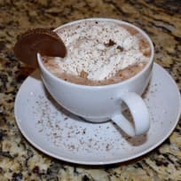 Reese's Hot Chocolate